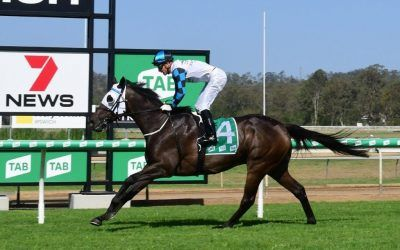 Charlie's World thrives in QLD and wins in style!