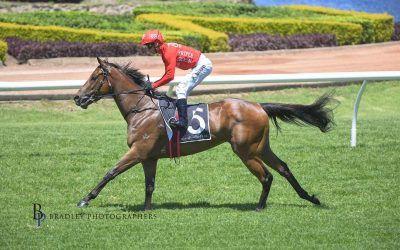 Ruby shines as she dominates at warwick farm