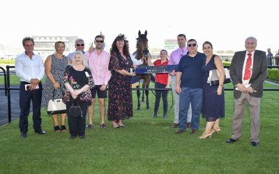 Triple Crown double at Kembla as Ruby narrowly denied in Randwick Group 3