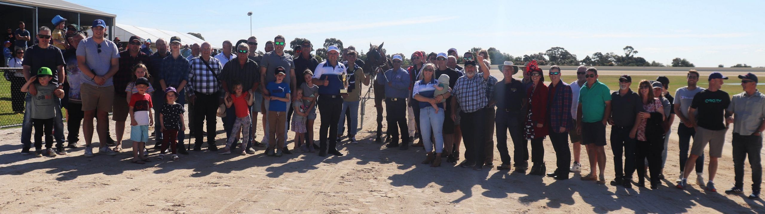 The Kapiti Express takes the cup!