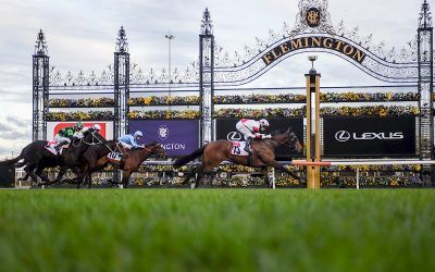 Homebred Victory At Headquarters