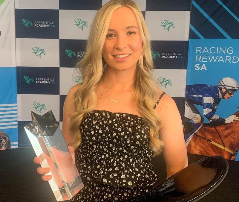 SA Apprentice Awards 2020 – Back-to-back Dux awards for Kayla