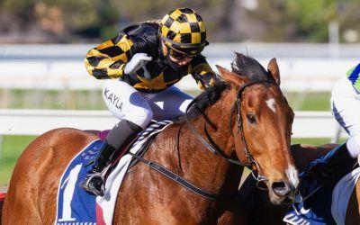 Behemoth wins dramatic Spring Stakes