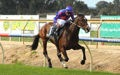 Get In The Queue did just that at Benalla Monday