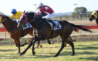 Arthur Porrit makes winning return | Andrew Dale Racing