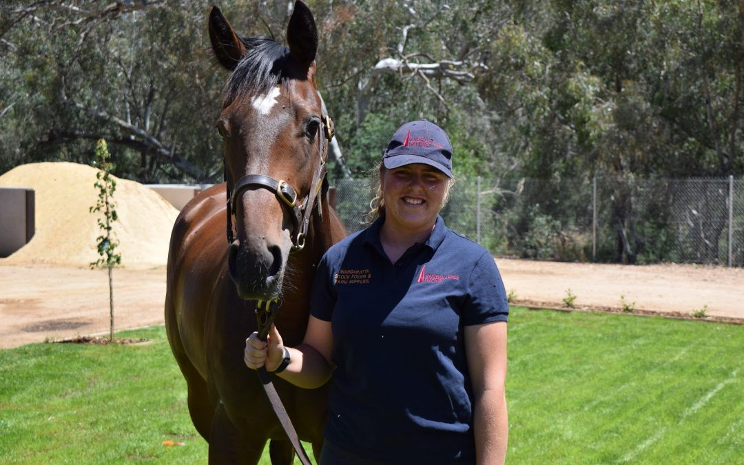 Stable profile: Annie Holmes