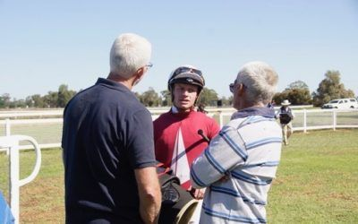 Dale and McDougall combine for winning double at Berrigan