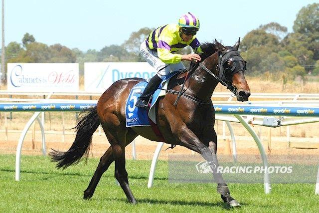 Namarari wins impressively at Wangaratta