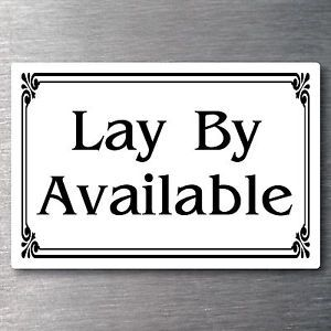 LAY-BY- PAYMENT PLAN