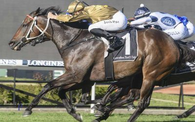 Tactical Advantage storms home to win at Rosehill