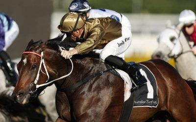 Stradbroke Handicap on agenda for Kris Lees-trained Tactical Advantage after Hawkesbury XXXX Gold Rush win