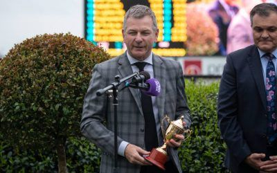 Caulfield Cup: Kris Lees hopes for rain as pair trial for Melbourne Cup run!