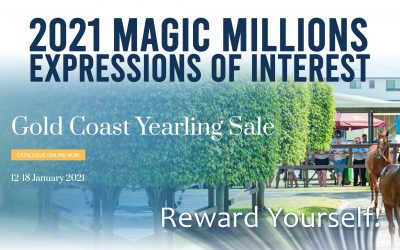 2021 Magic Millions Expressions Of Interest!