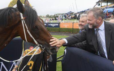 Power-ful owner backs Melbourne Cup winner in breeding barn!