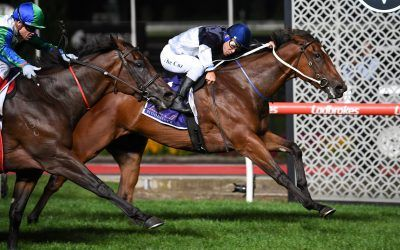 Quantum Mechanic Wins Group 2 Sunline Stakes
