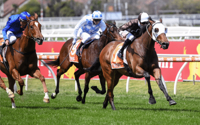 Lombardo Wins Listed Village Stakes