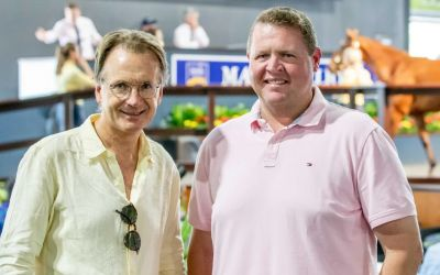 All 16 of Proven's Magic Millions 2020 purchases