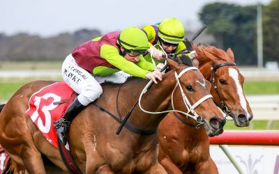 Melba Storm Gets Job Done