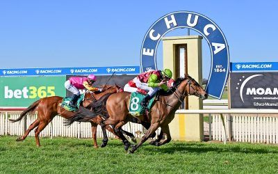 The Last Charge Wins at Echuca