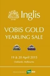 INGLIS YEARLING SALE – MELBOURNE