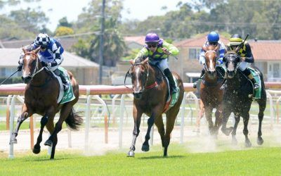 Lady Supersupy too good at Port