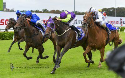 Joigny wins at Kensington