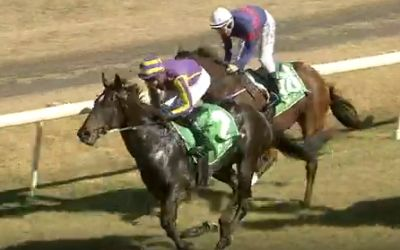Kiss Sum wins the Silver Goblet Prelude