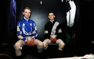 Taylor Marshall and Sam Clipperton have racing world at their feet as Ron Quinton carves out impressive careers