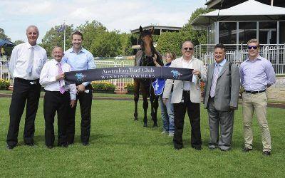 Master Agar wins at Warwick Farm!