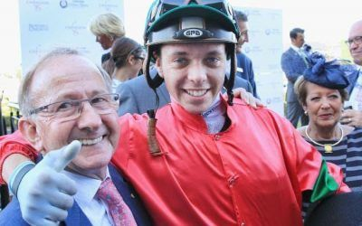 Cool as they come as Ron Quinton gives young gun his first Group 1