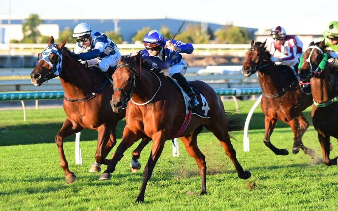 SKY LAKE CAPS WINNING DOUBLE AT DOOMBEN