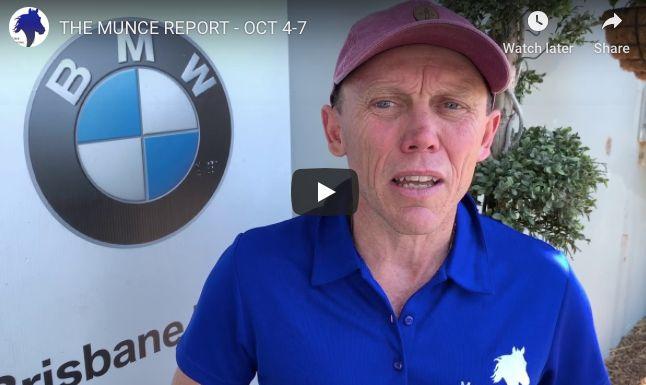 THE MUNCE REPORT: OCT 4-7