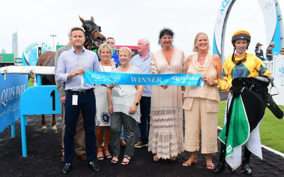 THE CARPENTER BREAKS MAIDEN AT GOLD COAST