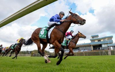 MISS MAGNOLIA BREAKS MAIDEN AT BALLINA