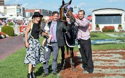 Mornington's Mehegan breeds mighty mare
