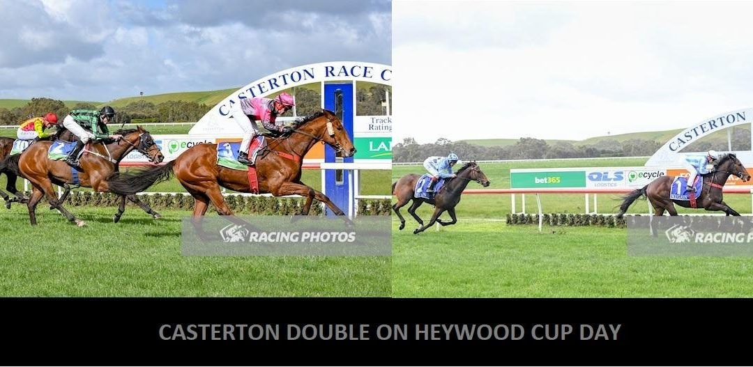 Dinga breaks his maiden and Savvy Boy makes it back to back victories