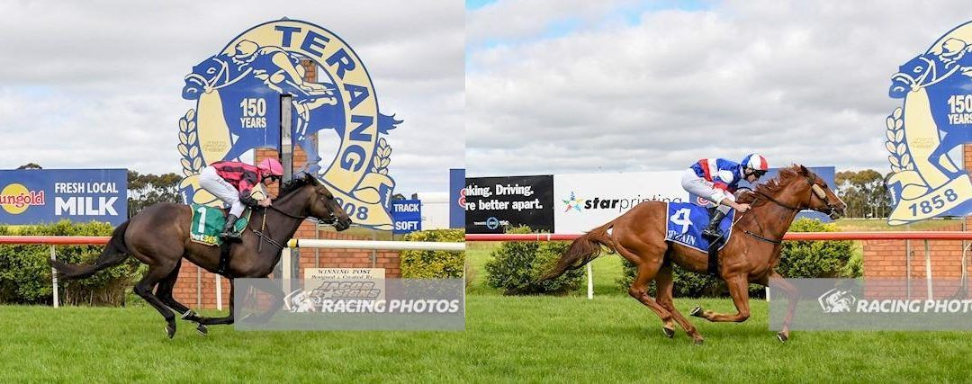 A double at Terang brings our strike rate to 30% for November thus far