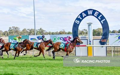 Lady Delight wins at Stawell