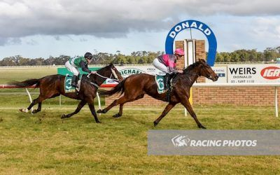 Glassey Miss bounces back at Donald