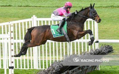 Maiden jumps win for Britannicus