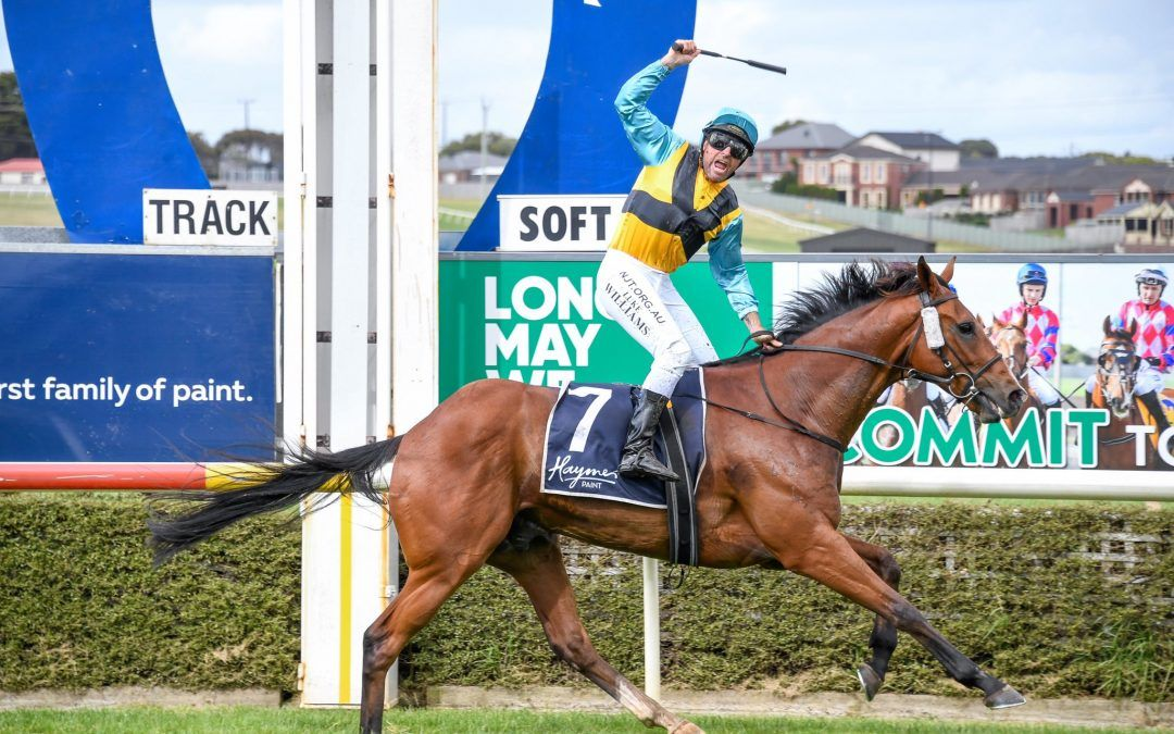 Jericho Cup Day Double over a combined 8665m