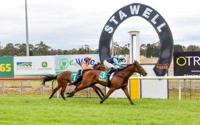 Realeza wins at Stawell