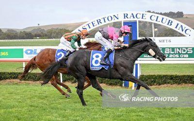 Queen Zyrah wins at Casterton