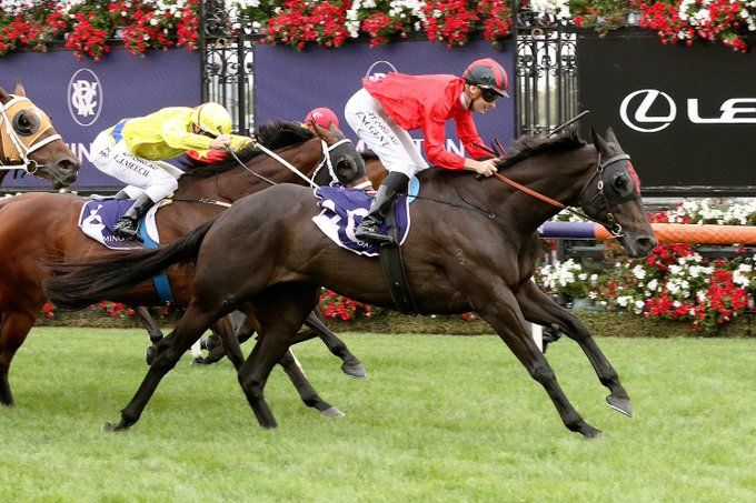 Galaxy's All-Star Mile raid stays on track at Flemington