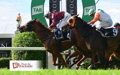 Barrier Key To Doomben Victory