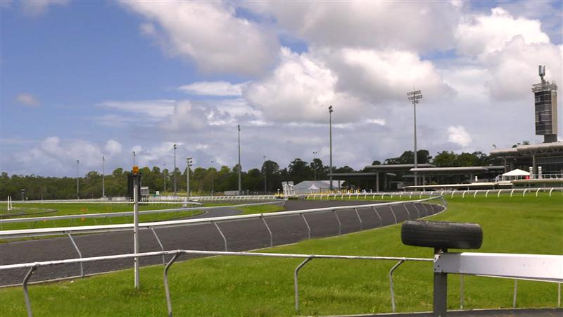 McCALL EXCITED ABOUT NEW SUNSHINE COAST TRACK