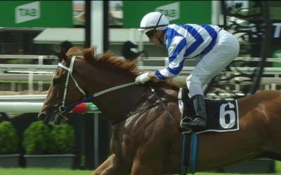 Go Deep too good for them at Doomben