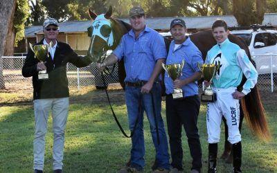 Class Clown wins 2018 Parkes Gold Cup