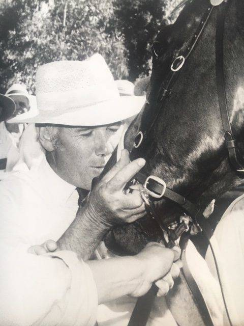 Bill Spackman remembered as horseman from old school