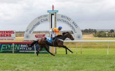 Sally Sells Shells wins at Woolamai